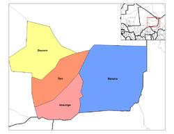 Mali – Gao : Attaque contre le check point des Forces Armées Maliennes (FAMA) à Afou,(Ansongo)