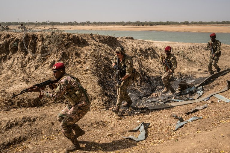 U.S. Pledges $60 Million for Antiterrorism Force in Africa