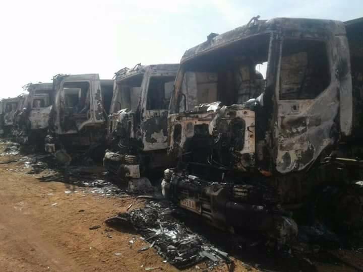 Mali – Attaque terroriste contre les FAMA dans le Cercle de Niafunké : le bilan s'alourdit à 9morts