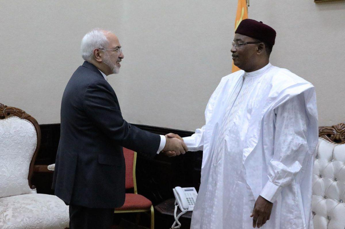 Niger – Iran, Niger stress counter-terrorism co-op