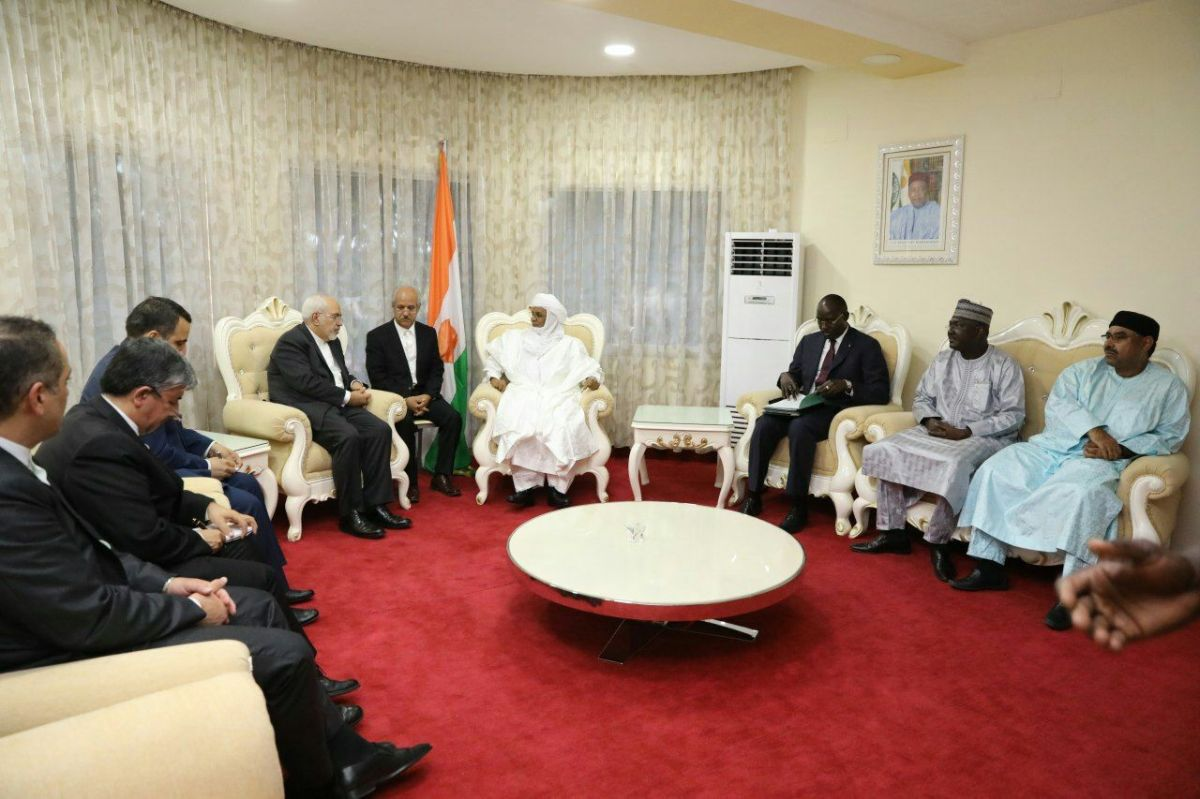 Niger – Iranian FM, Niger's PM Discuss Bilateral Ties