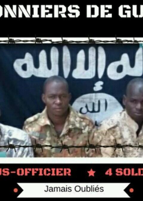 Mali : Une pensée à tous les gens qui sont encore retenus par des groupes armés auSahel