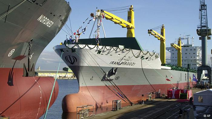 Iran to open new shipping office in South Africa