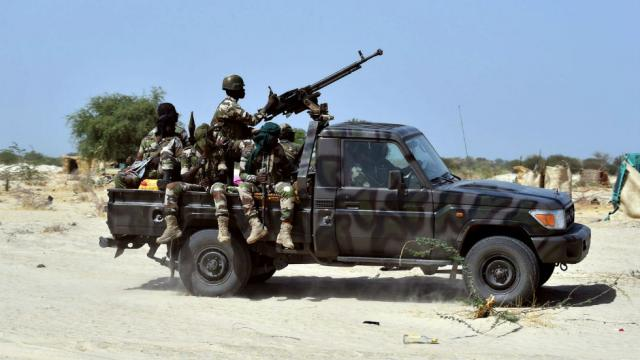 Complying with international law with troops inAfrica