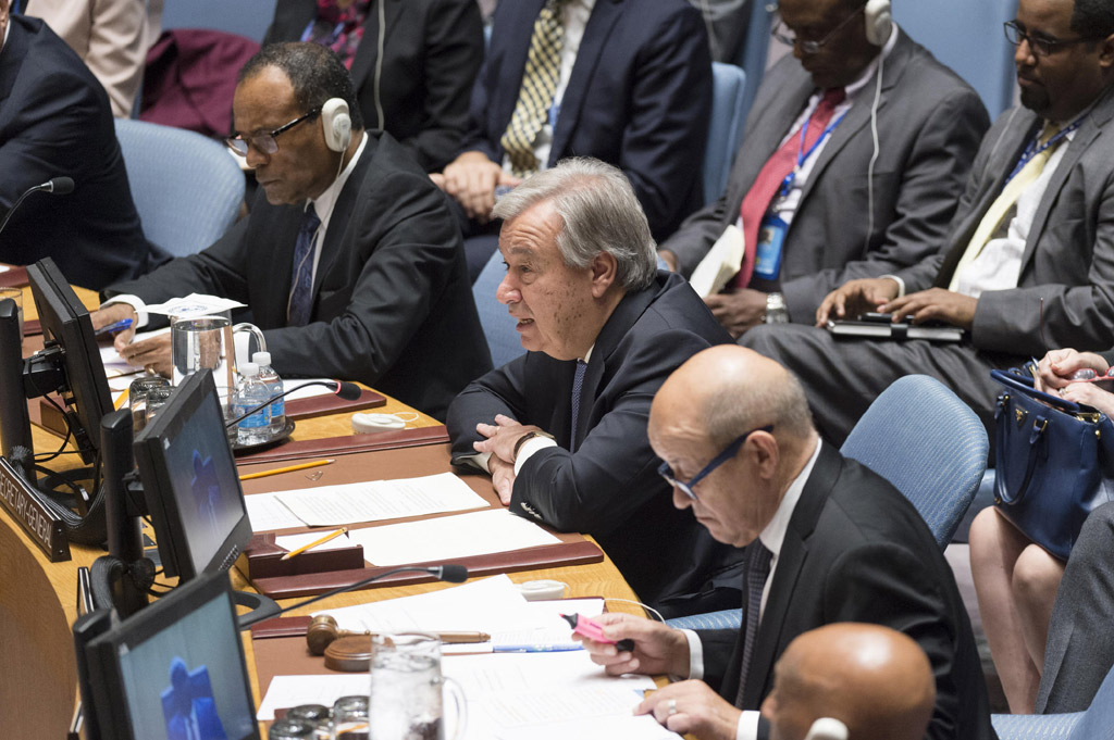 UN chief urges Security Council to 'be ambitious' in supporting Sahel anti-terror force