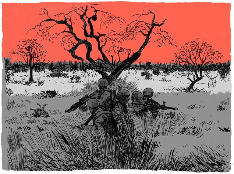 Niger – A Deadly Ambush's Great Mystery: What Are We Doing inNiger?