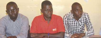 Burkina : Visite de Macron au Burkina : L'ODJproteste