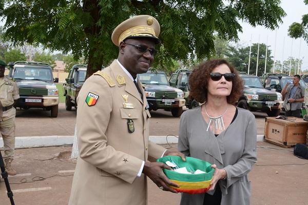 Mali – Coopération militaire : La France apporte sa pierre au renforcement de capacités desFAMA