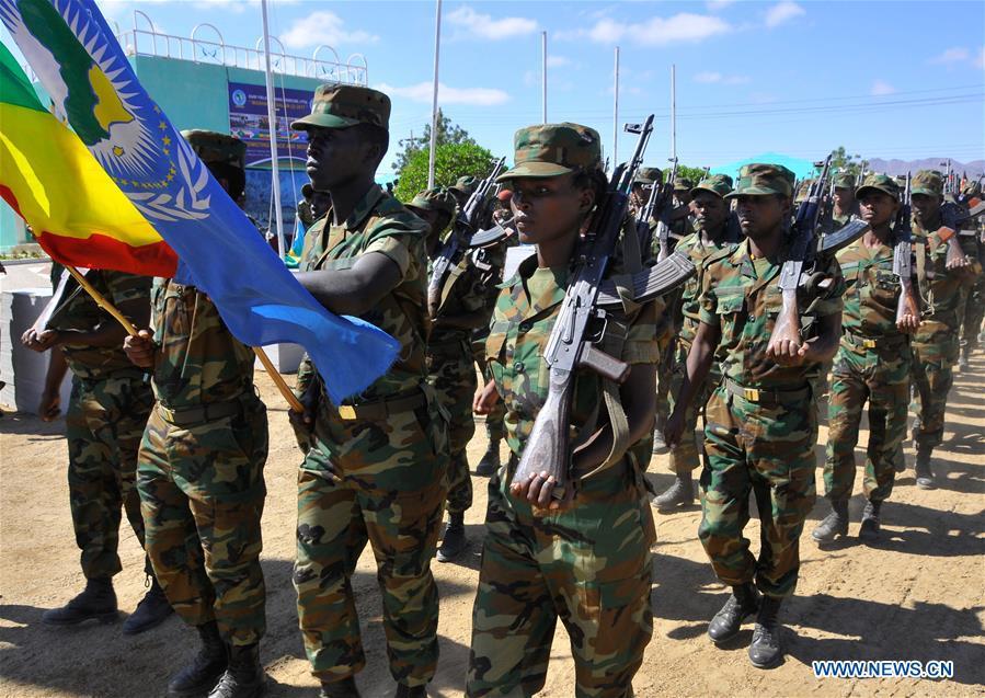 Afrique de l'Est / Militaire : La Force en attente d'Afrique de l'Est lance un exercice d'entraînement auSoudan