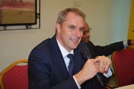 Bénin: Stephen R. Blewett, le directeur général de MTN, expulsé dupays