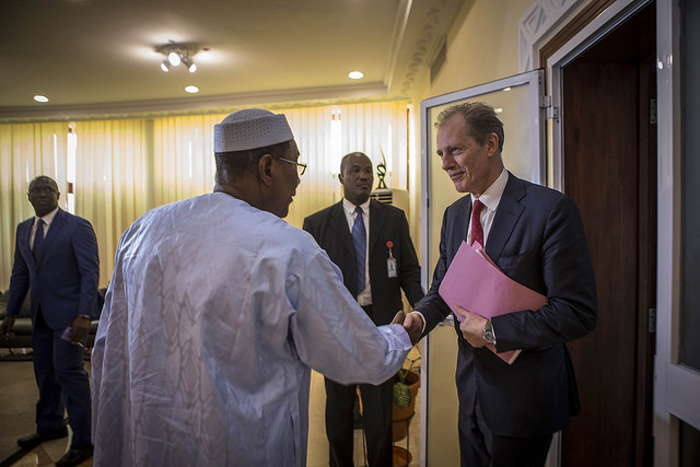 Mali: Senior UN official calls for human rights and justice to be at heart of fight againstterrorism