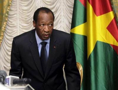 Burkina : Blaise Compaoré rompt le silence : L'ex-président burkinabé dément «tout lien avec des«terroristes»