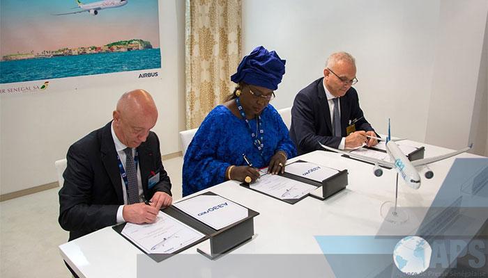 Sénégal : Air Sénégal commande deuxA330neo