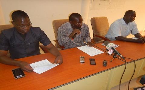 Burkina : Ministère de l'Administration Territoriale et de la Décentralisation : Le syndicat critique et annonce une grève de 72heures