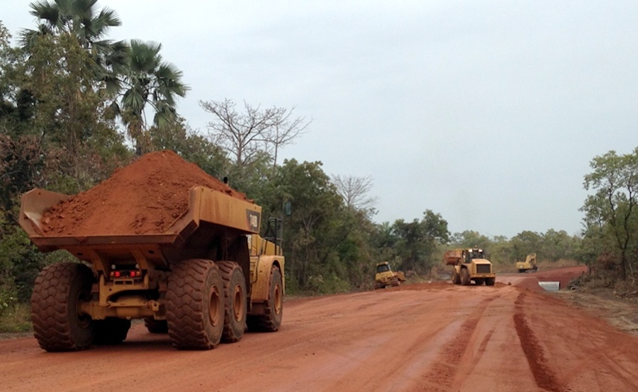 Mali – B2Gold to kick commercial production at Mali mine earlier than planned
