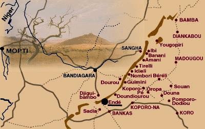 Mali- ALERTE- Le Front de Libération de Macina (FLM) aurait menacé l'école Dianweil, dans le Cercle de Bandiagara- arrondissement deGoundaka.
