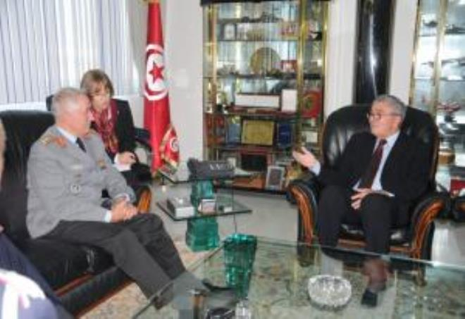 Tunisia – Germany donates high-containment mobile laboratory to Tunisia (Defence)