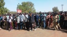 Burkina : Fada N'Gourma : les enseignants dans la rue pour exiger la revalorisation de leur métier(27/11)