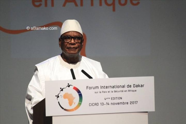 Mali / Sénégal : IBK aux Djihadistes : » Nous ne sommes pas des barbares…»