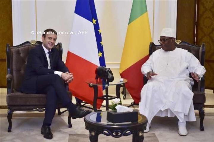 Mali – Sahel: «Le succès de la force conjointe est une obligation collective» (Macron)