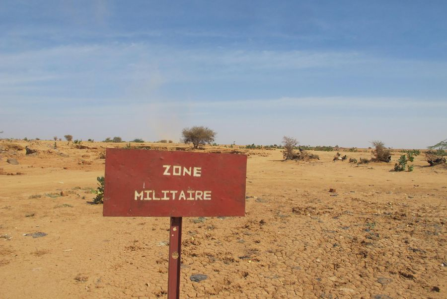Niger / Mali / US : A city in Niger worries new US drone base will make it a 'magnet' for terrorists