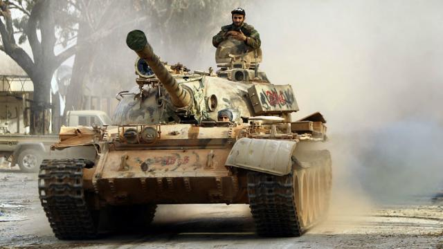 America's counterterror strategy must be fixed starting withLibya