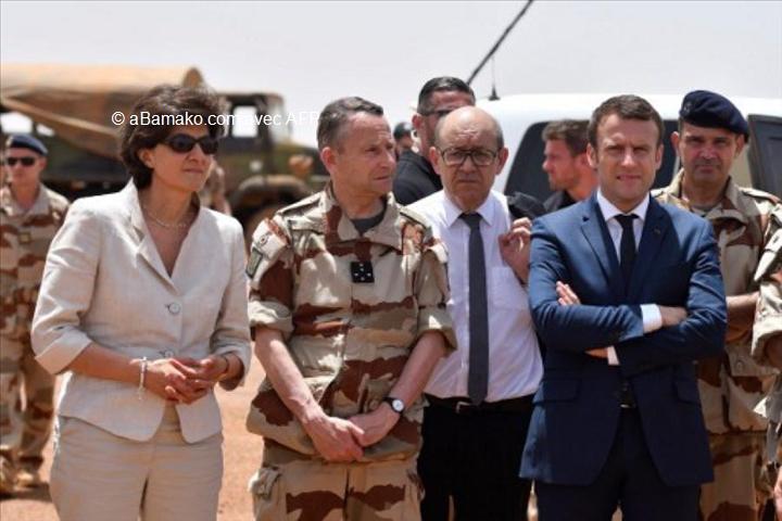 Lutte contre le terrorisme : la France se prépare à lâcher l'Afrique del'Ouest