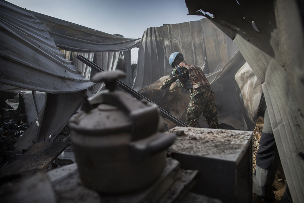 Mali : In Vancouver, UN peacekeeping chief outlines 'very serious challenge' facing Malioperation