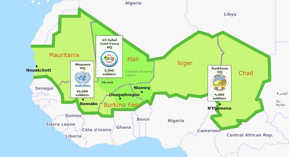 Mali Understanding The G5 Sahel Joint Force Fighting Terror