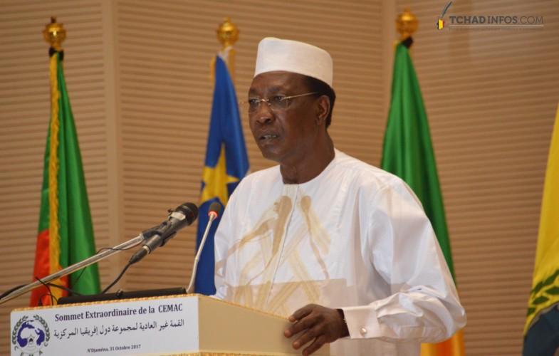 Le Tchad n'abrite pas de terroriste (DébyItno)
