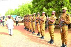 Burkina: Sécurité intérieure : Simon Compaoré invite à redoubler devigilance