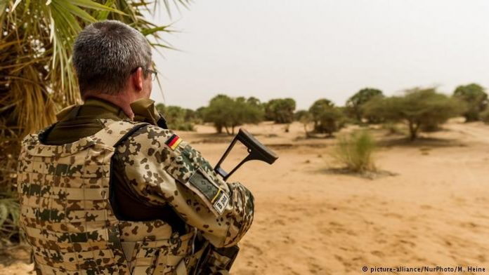 Mali – Lutte contre le terrorisme : Les hélicoptères allemands de combat seront retirés du Mali en2018