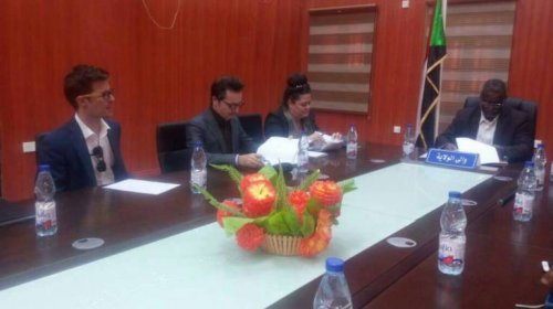 Sudan:  France special envoy meets N. Darfur deputygovernor