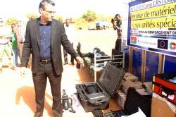Burkina – Terrorisme : L'Union européenne déploie son matérield'intervention