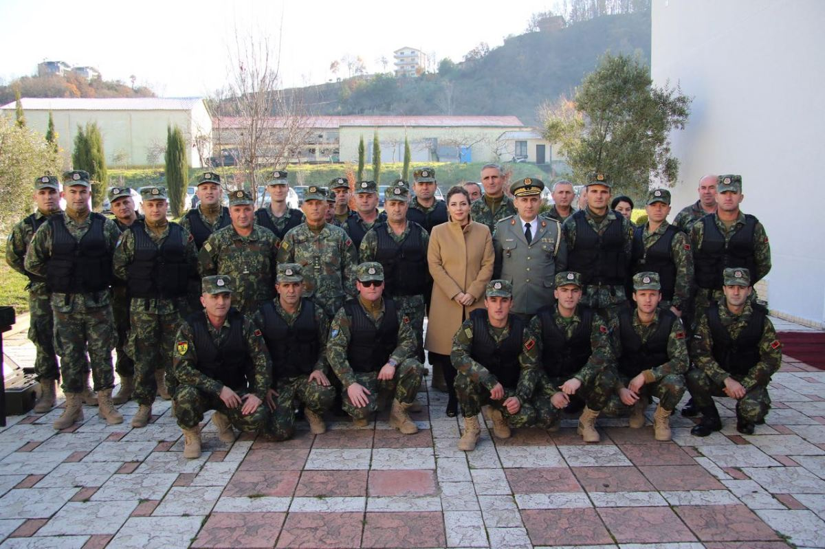 Mali /Albania/Military : Albanian Defence minister: Let us modernize our armed forces