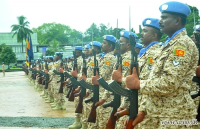 Mali – Army contingent ready for UN Mission in Mali