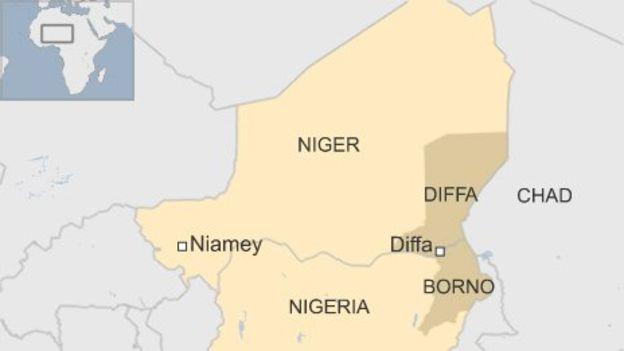 Niger : l'état d'urgence prorogé pour 3 mois dans la région deDiffa