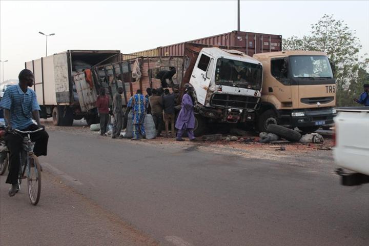 Mali – Secteur des transports : Les gros porteurs en grève illimitée à partir du 18 de cemois