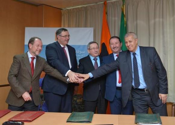 Algérie /Gaz : Contrat Sonatrach-Alnaft-Total-Cepsa pour un projet gazier àTimimoun