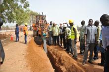 Le Burkina Faso va doubler ses capacités en fibre optique d'ici unan