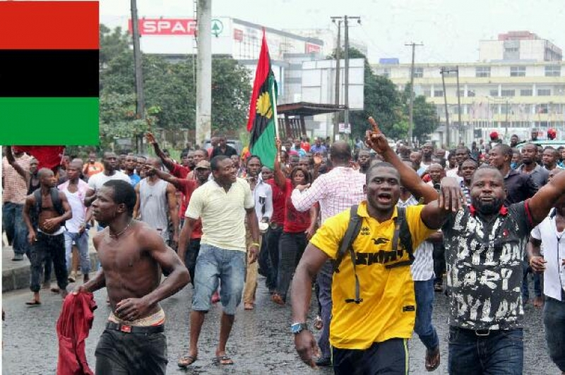 Cameroun – Crise Anglophone: Un groupe séparatiste nigérian se rallie aux activistes anglophones duCameroun