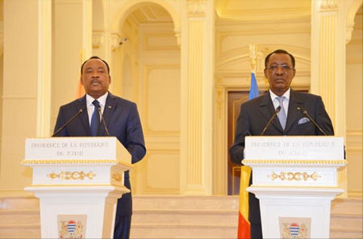 Niger / Tchad –  Raffermissement des relations de coopération entre Niamey etN'Djamena