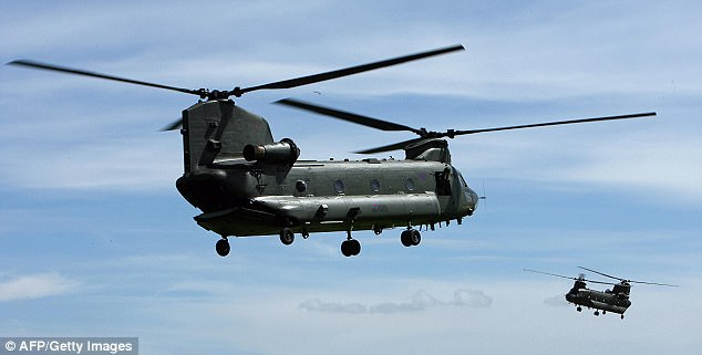 Mali- UK to increase support to French operations with three Chinook helicopters as leaders meet at UK-Francesummit