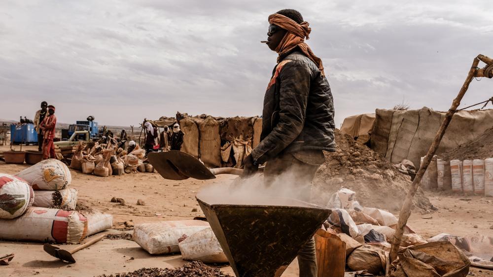 Niger's Gold Rush Has Turned Bandits intoBarons