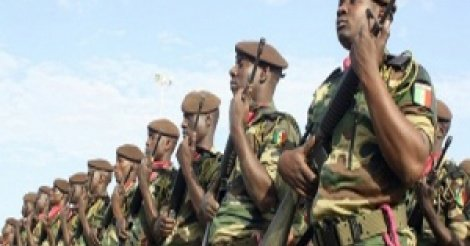 Mali /Militaire – Dakar envoie 200 jambars au centre Mali #Sénégal#Mopti