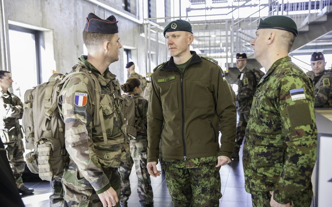 Mali/Estonia: Defence Forces recruiting French translators for African mission #military #Barkhane
