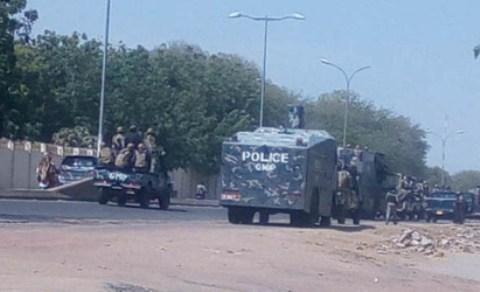 Tchad : retour de l'internet mais les forces de l'ordre toujours enpatrouille