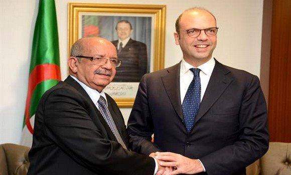 L'Algérie et l'Italie partagent l'urgence et l'exigence de la stabilisation de la Libye (MAEitalien)