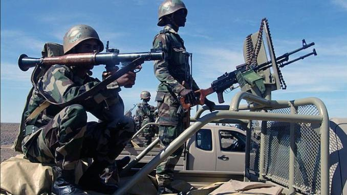 Mauritanie / France: La Mauritanie reçoit de l'aide militaire française #militaire#G5Sahel