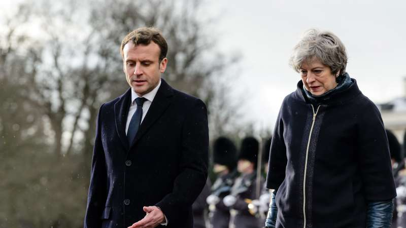 Mali : UK to step up French operations in Africa as PM and President Macron meet for UK-France Summit #Niger #Chad #Cameroon